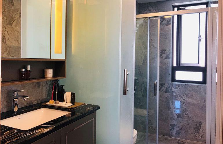 碧桂园海上大都会 106户型浴室