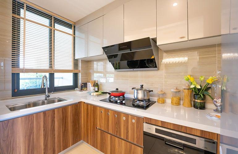椰林阳光 厨房