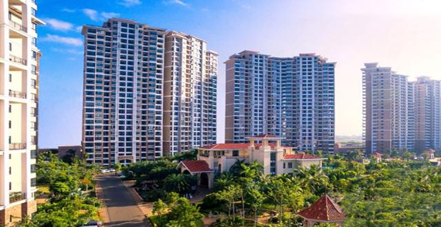 临高半岛阳光东南亚风情滨海温泉美宅在售,均价约10000元/㎡