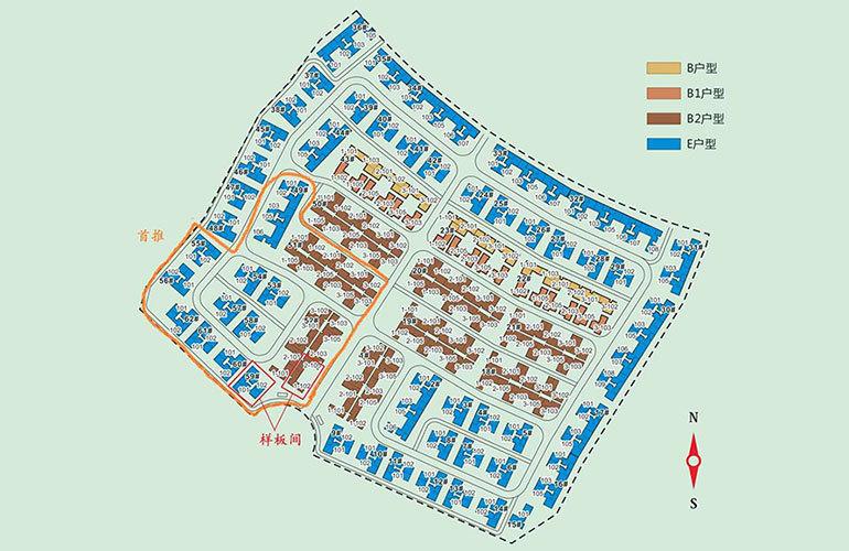 石梅半岛 32号院规划图