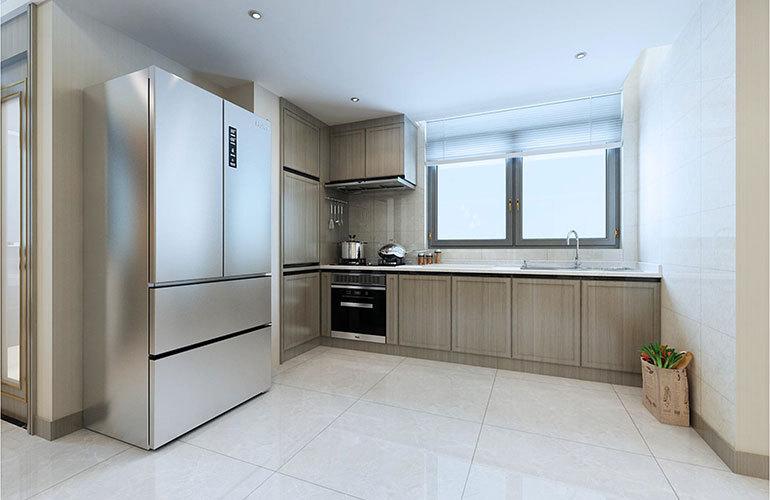 香江温泉人家 公寓厨房