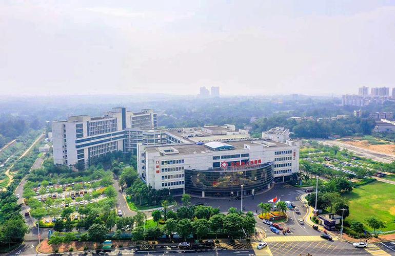 碧桂园高隆湾 文昌市人民医院