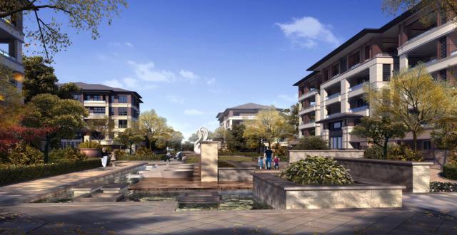 万宁绿中海目前在售建筑面积约43-308㎡的1居-5居,均价13000元/㎡