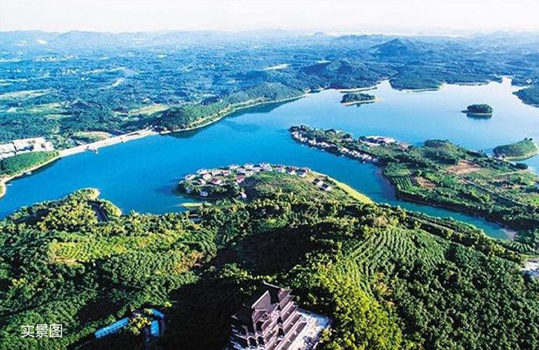 碧桂园宝岛上城云月湖
