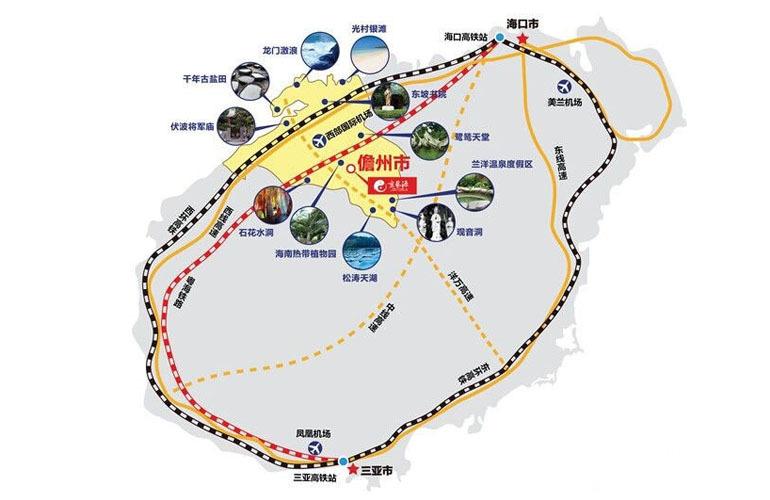 京艺源 区位图