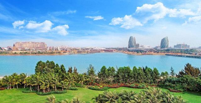 儋州恒大海花岛在售,平层公寓特惠房源总价83万/套