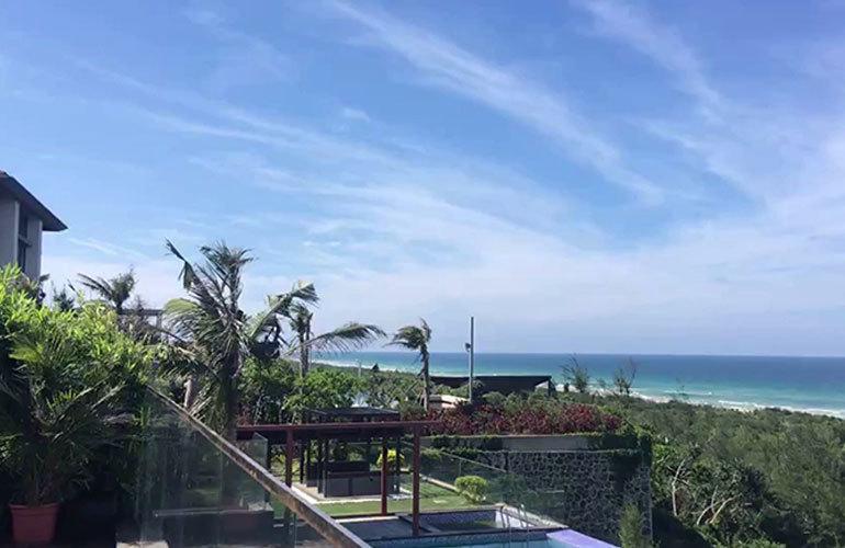 富力月亮湾海尚公寓 实景图