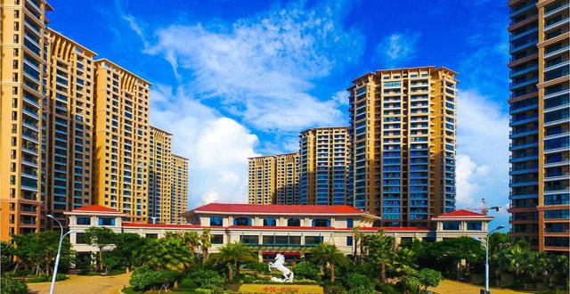 儋州中视金海湾二期亲海公寓在售,均价13000 元/㎡