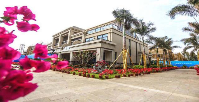 三亚国瑞红塘湾多种产品在售,均价26000元/㎡
