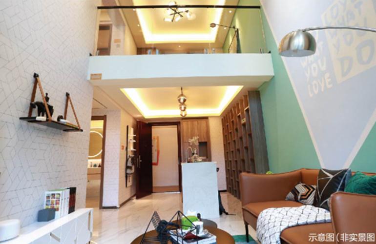 碧桂园宝岛上城 公寓客厅
