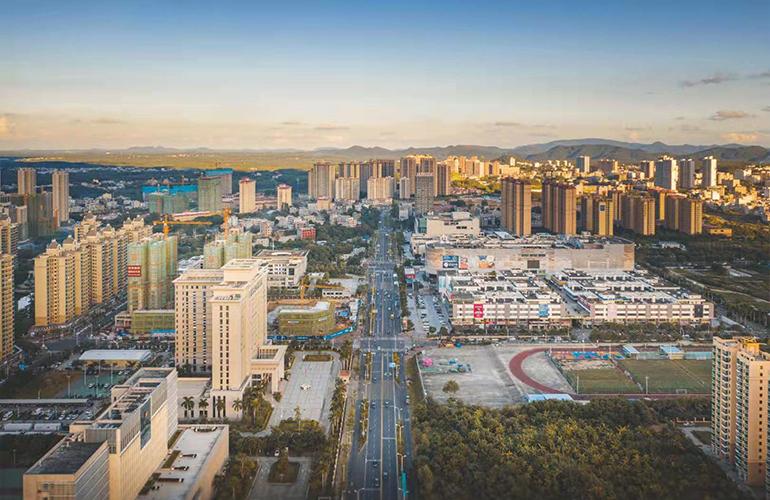 碧桂园宝岛上城  实景图