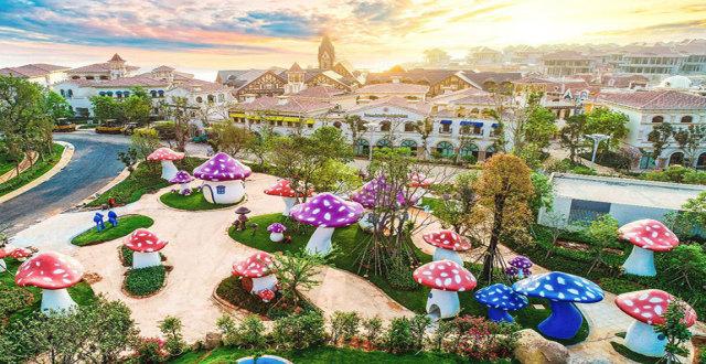 儋州恒大海花岛loft公寓、平层公寓与揽海高层均有在售,均价13000元/㎡