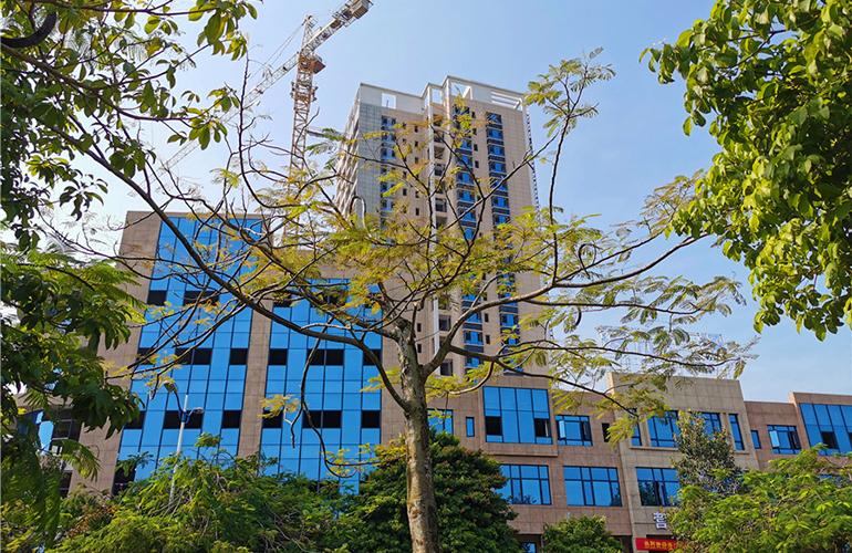 滨江商业广场 实景图