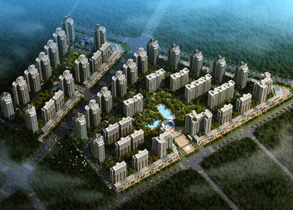 兆南熙园均价为:9600元/平方米
