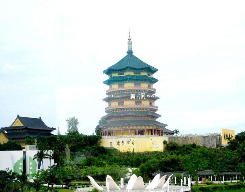 山海和湾 周边配套:博鳌禅寺