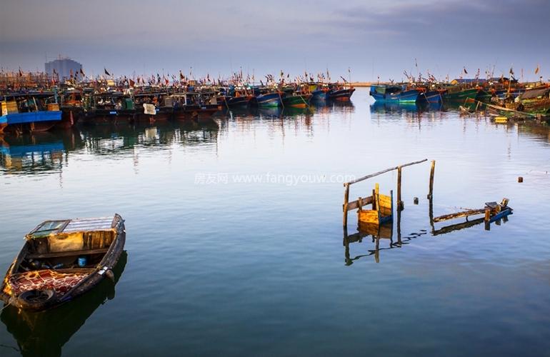 碧桂园海逸半岛 周边配套:鱼鳞洲